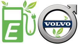 Volvo: presto auto 100% elettriche