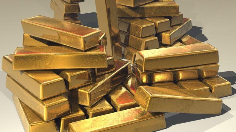 Prezzo oro: ribasso per apprezzamento dollaro