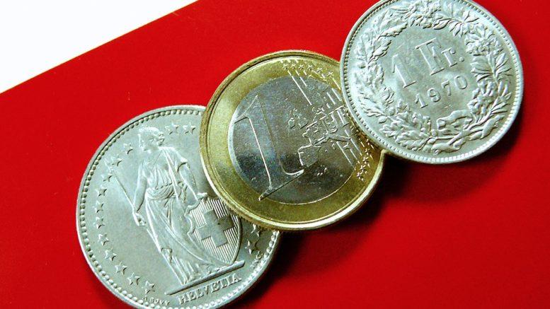 Previsioni Cambio Euro Franco Svizzero 2018