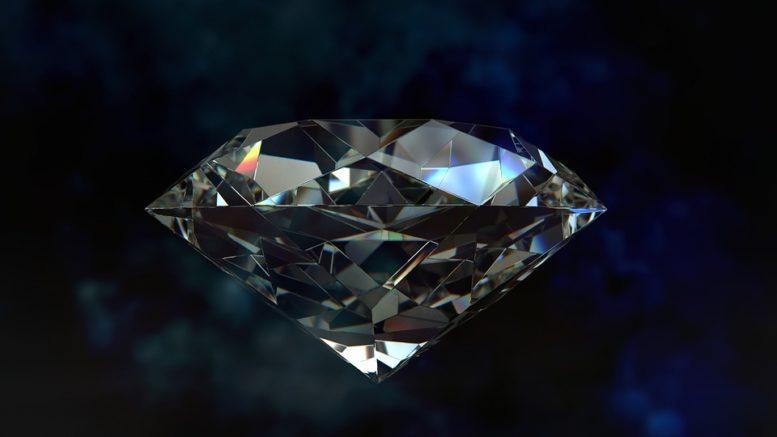 Come investire sicuro in diamanti con la blockchain