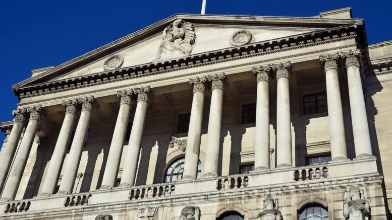 Bank of England: tassi di interesse, inflazione e sterlina