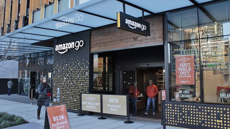 Amazon Go store: nuova apertura a Londra